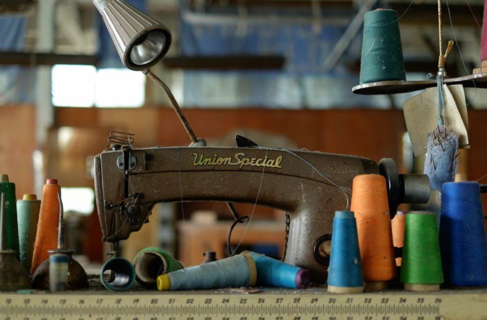 Kiddie Kloes Abandoned Factory in Lansford, PA