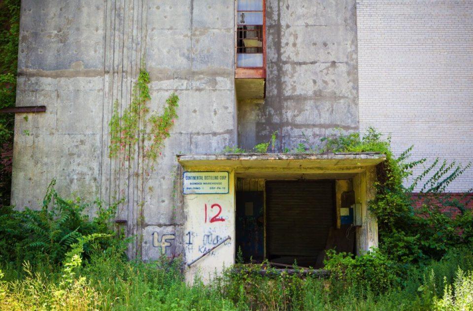 Linfield Industrial Park • Kinsey Distillery, Linfield, PA