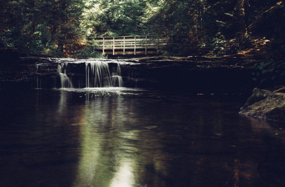 Ricketts Glen State Park, Falls Trail, PA