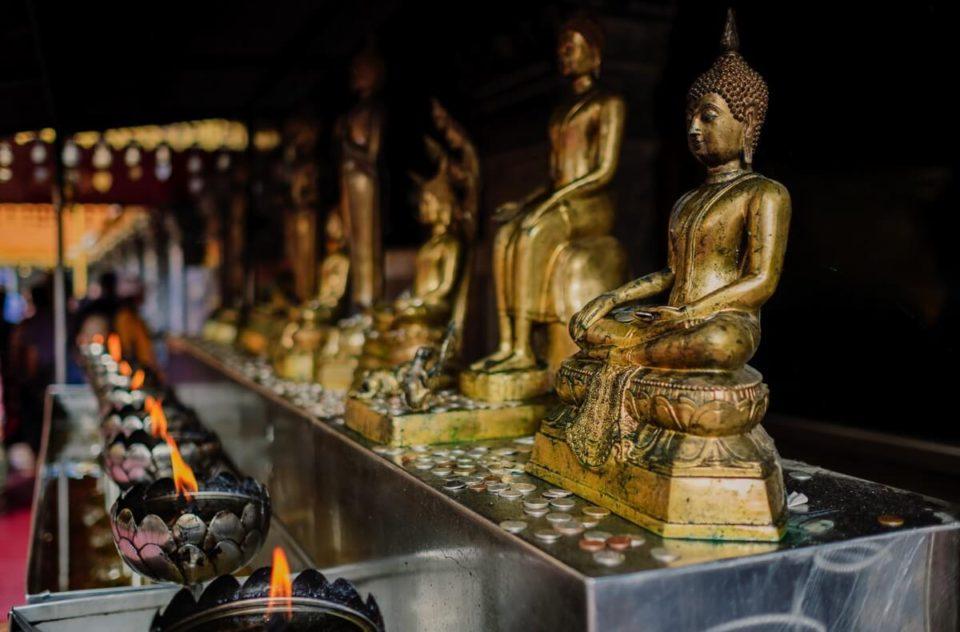Wat Phra That Doi Suthep, Chaing Mai, Thailand