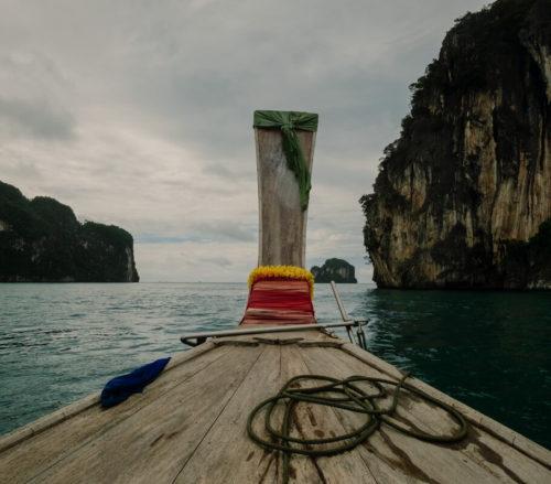 Island Hopping Around Ko Yao Noi, Thailand