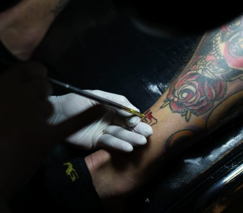 Temples & Tattoos in Chiang Mai, Thailand