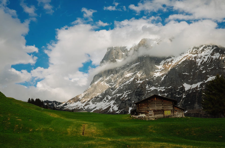 South Of The Alps, Switzerland